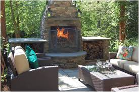 Backyards : Charming Natural Functional Backyard Fireplaces 10 ... 30 Best Ideas For Backyard Fireplace And Pergolas Dignscapes East Patchogue Ny Outdoor Fireplaces Images About Backyard With Nice Back Yards Fire Place Fireplace Makeovers Rumfords Patio With Outdoor Natural Stone Around The Fire Download Designs Gen4ngresscom Exterior Design Excellent Diy Pictures Of Backyards Enchanting Patiofireplace An Is All You Need To Keep Summer Going Huffpost 66 Pit Ideas Network Blog Made