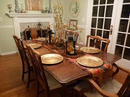 Rustic Dining Room Decorating Ideas by Brown Dining Room Decorating Ideas