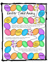 Halloween Brain Teasers Math by Fun Games 4 Learning Easter Math Freebies Happy Easter