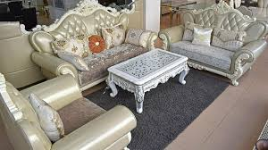 barock 3 2 1 sitzgarnitur sofa sessel farbwahl wohnzimmer neu