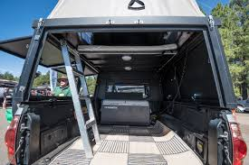 The Lightweight Pop-Top Truck Camper Revolution | GearJunkie 57066 Sportz Truck Tent 5 Ft Bed Above Ground Tents Skyrise Rooftop Yakima Midsize Dac Full Size Tent Ruggized Series Kukenam 3 Tepui Tents Roof Top For Cars This Would Be Great Rainy Nights And Sleeping In The Back Of Amazoncom Tailgate Accsories Automotive Turn Your Into A And More With Topperezlift System Avalanche Iii Sports Outdoors 8 2018 Video Review Pitch The Backroadz In Pickup Thrillist