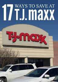 Tj Maxx Halloween Stuff by 17 Ways To Save At Tj Maxx