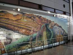 Denver International Airport Murals New World Order by A Pictorial Conspiracy The Denver Airport Murals U2013 Gov U0027t Slaves