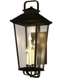 Allen Roth Outdoor Floor Lamp by Big Deal On Allen Roth Parsons Field 17 In H Black Outdoor Wall