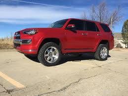 20 Inch Wheels On LIMITED - Page 44 - Toyota 4Runner Forum - Largest ...