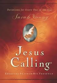 Jesus Calling Enjoying Peace In His Presence By Sarah Young Hardcover