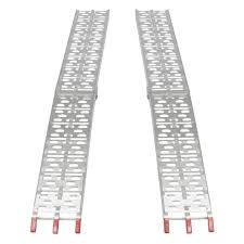 100 Aluminum Loading Ramps For Pickup Trucks Best Choice Products 75 Pair Truck Tra