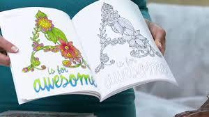 Fox Chapel Publishing Set Of 4 Adult Coloring Books On QVC