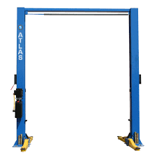 2 Post Car Lift Low Ceiling by Mechanic Lifts Auto Lifts Mechanicoutlet Com