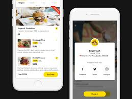 Food App - Menu & Check In By Luka Mlakar | Dribbble | Dribbble Launching Today Where The Trucks At App Helps Ios Users Locate Introducing React Food Truck Burke Knows Words Pizza Fresh On Pantone Canvas Gallery Food_truck_app Espsofttech Wheres The Beef Design Behance September 26 2018 Stockholm Sweden Portrait Of Gabriella Mannik Tracker Uxui Ashley Romo Truckit Concept Apps Google My Appmyfoodtruck Twitter Portfolio Morgan Dipietro