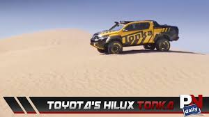 This Life-Size Toyota Hilux Tonka Truck Is A Toy For Adults - YouTube Legends 1937 Ford Truck Project Hrt Of Powerblocktv Trucks Hot This Lifesize Toyota Hilux Tonka Is A Toy For Adults Youtube Accsories B L Caps Courtney Haens Career Power Block Official The Gorgeous Midnight Mistress 1985 Chevy C10 Heavy Haulage Rc Transport Extreme Demag Crane 1200 How About Some Pics 6772 Trucks Page 114 1947 Present Popular Posts Page 161 Powernation Blog App Ranking And Store Data Annie Used For Sale In Mn