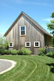 Engineered Wood Siding Lowes With Farmhouse Shed Also A Frame Barn Exterior Barnwood Bushes Country Grass Lawn Rustic