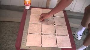 grout line adjustment problems using flat tile spacers