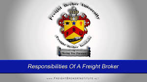 How To Become A Freight Broker: Know The Responsibilities Of A ...
