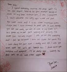 romantic letters for him 12 kiskis Pinterest