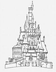 These Downloadable Disney Castle Coloring Pages Activity Sheets Help Kids Learn With Fun They Get Familiar Different Types Of