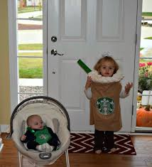 Since She Loves Coffee And Her Kids Brittany Wise Created These Cute Starbucks Themed