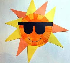 Weather Images For Kids Day On Preschool Crafts Ideas Kindergarten Summer Art Fun