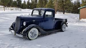 100 36 Ford Truck For Sale Hot Rods Getting Down Pickup The HAMB