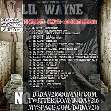 No Ceilings 2 Mixtape Download Datpiff by Lil Wayne Ceilings Track List Integralbook Com