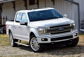 100 Ford Unibody Truck For Sale 2018 F150 Limited Introducing A Real Crossover
