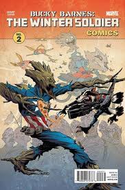 Marvel Comicss Bucky Barnes The Winter Soldier Issue 2c