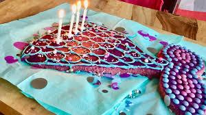 happy mermaid cake backen mit minis