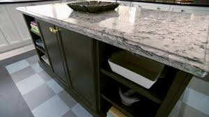 Best Outdoor Sink Material by Kitchen Island Countertop Considerations Hgtv