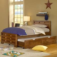 Greyson Living Hardy Twin Bed with Trundle Storage by Walmart