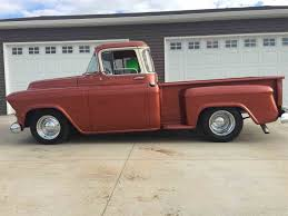 1955 GMC Pickup For Sale | ClassicCars.com | CC-1019183 Chevy Cameo Cabover Beauty 1955 Gmc Sierra 1500 Custom Truck For Sale Customer Gallery 1947 To Suburban Custom Rare Coe Cabover Lowrider Hot Jim Carter Truck Parts Beautiful Gmc Trucks For Sale About Aaabacebfd On Cars Design Pickup Classiccarscom Cc1019183 1950 3100 Frame Off Restoration Real Muscle Autolirate Mercury M350 And Other Eton Pickups 1957 Gmc Coe Cabover Ratrod Gasser Car Hauler 1956 Chevy Big Red