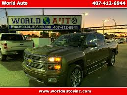 100 Truck World Orlando Used 2015 Chevrolet Silverado 1500 For Sale In FL 32809