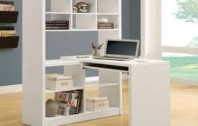 Small White Corner Desk Uk by Drawer Small White Stained Oak Wood Corner Computer Desk With
