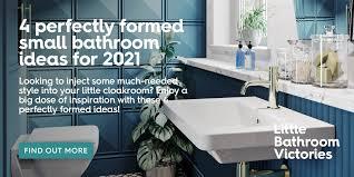 victoriaplum 4 small bathroom ideas for 2021 milled