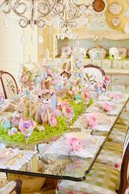 Easter Decor Dining Entertaining Plate Egg