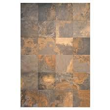 Melcer Tile North Charleston by Indian Multicolor Tile Slate Someday Home Pinterest
