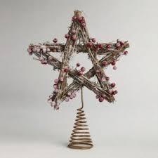 Rustic Star Tree Topper 1