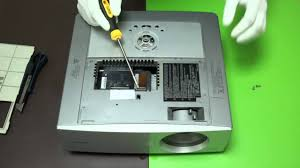 how to replace the projector l for toshiba tdp t355