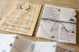Rustic Wooden Wedding Invitations By Fourth Year Studio Via Oh So Beautiful Paper 2