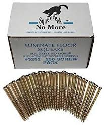 This Old House Squeaky Floor Screws by O U0027berry Enterprises 3233