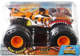 100 Monster Truck Decorations Hot Wheels S 124 Tiger Shark Vehicle