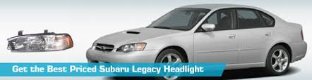 subaru legacy headlight headlights crash tyc dorman