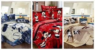 mickey mouse bedding sets for the grown up disney lover