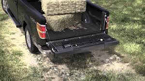 2014 F150 Tailgate Step - YouTube