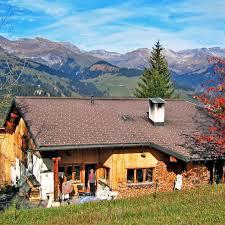 100 Log Cabins Switzerland Surselva Obersaxen Meierhof Accommodation Code