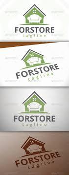 Furniture Store Logo By BossTwinsArt