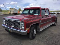 1986 Chevrolet C30 Crew Cab Dually - 5spd Manual / 454! - Used ...
