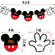 Amazon.com: Mickey Mouse Oh Twodles Banner, Classic Mouse ... Minnie Mouse Room Diy Decor Hlights Along The Way Amazoncom Disneys Mickey First Birthday Highchair High Chair Banner Modern Decoration How To Make A With Free Img_3670 Harlans First Birthday In 2019 Mouse Inspired Party Supplies Sweet Pea Parties Table Balloon Arch Beautiful Decor Piece For Parties Decorating Kit Baby 1st Disney