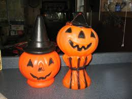 Halloween Blow Molds 2013 by Vintage Christmas And Halloween Blow Molds Ebth Halloween Blow