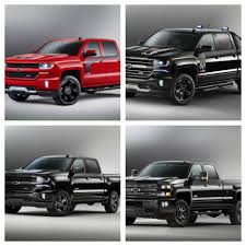 Chevy Racing Drivers Help Display Silverado Special Editions At ... Ford And Toyota Introduce Special Edition Trucks Suvs At Texas Chevy Answers Back With Something Black Gm Inside News Silverado Chevrolet Tuscany Ops Truck Custom Orders 2019 Ram Chassis Cab Are Ready For Harvest New 2015 Sport Hd Specialedition 201819 Limited Editions 2021 Colorado 2018 2017 Ford Ranger Wwwtruckblogcouk
