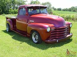 1953 CHEVY / CHEVROLET 5 WINDOW SHORTBED PICKUP TRUCK - HOT PRO ... Build Thread 1953 Chevy 5 Window Pickup Project Rascal Post 1 No Reserve Gmc 3100 Patina Shop Truck Resto Hot Chevrolet Custom T209 Indy 2014 Chevy Truck Not Gmc Window But Could Be A Shop Sale Pick Up For Salefresh 2834 Speed Classic Cars For Michigan Muscle Old Advance Design Wikipedia 135733 Rk Motors 1949 Chevy Pickup Lookup Beforebuying 1950 5window 4x4 255 Gateway Yarils Customs